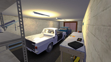 Save game stock satsuma pickup ready gt parts in garage
