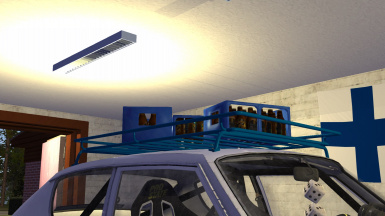 Attachable Roofrack