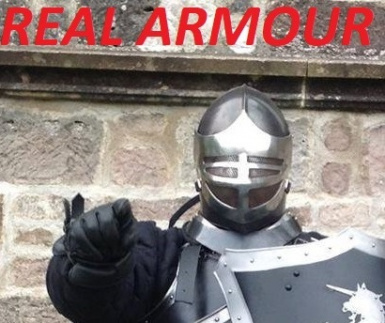 REAL ARMOUR