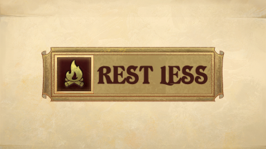 Rest Less - Slower Weariness