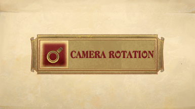 Camera Rotation - Get A New Perspective