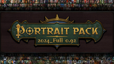Portrait Pack 2024 Full