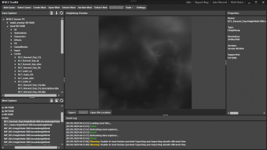 BFBC2 Toolkit 1.0.0 - Heightmap Preview