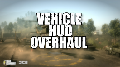 Vehicle HUD Overhaul