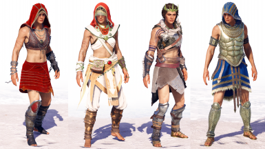 Mods Of The Month At Assassin S Creed Odyssey Nexus Mods And