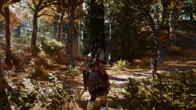 Realstic Reshade for Assassin's Creed Odyssey
