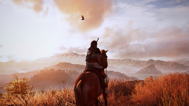 Realistic Reshade for Assassin's Creed Odyssey