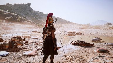 Realistic Reshade for Assassin's Creed Odyssey v3.0