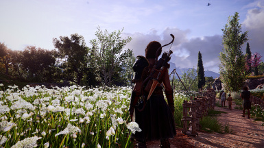 Realistic Reshade for Assassin's Creed Odyssey v4.0