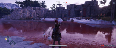 Water looks great with this reshade