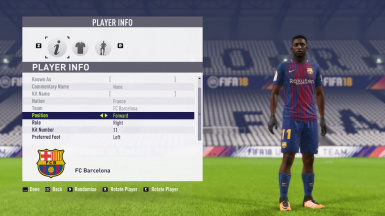 FIFA 18 Mega Patch