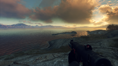 Graphical Improvement Distance