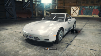 Captain Carrot's Configs for Mazda RX-7