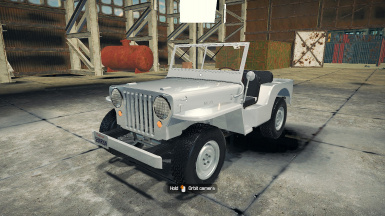 Captain Carrot's configs for Jeep Willys Civilian for CMS 2018 V1.0