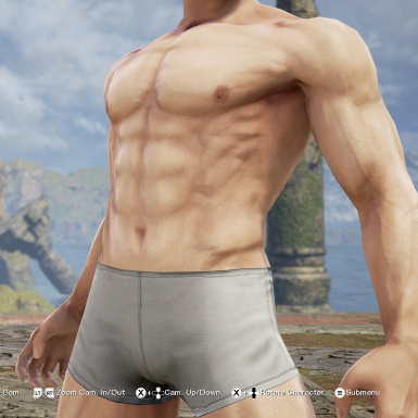 Before (SCVI Muscle Definition 4 Textures)