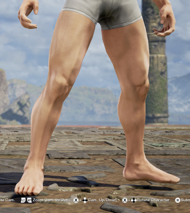 Before (SCVI Muscle Definition 1 Textures)