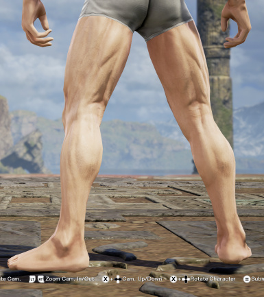 After (SCV Muscle Definition 5 Textures)