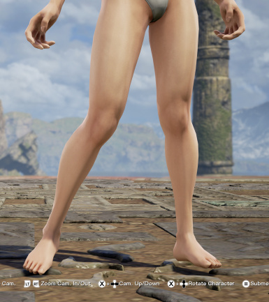 Before (SCVI Muscle Definition 2 Textures)