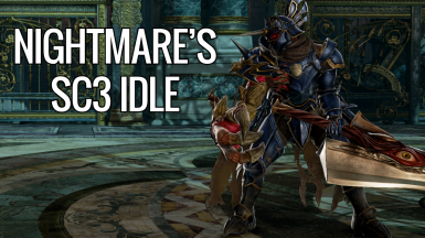 Nightmare's SC3 Idle Animation