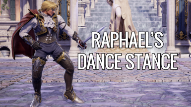 Raphael's Original Idle Animation