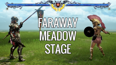 Faraway Meadow stage