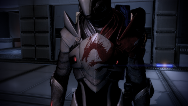 HR Blood Dragon Armor