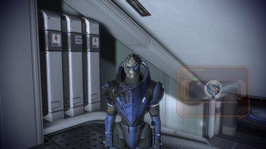 Play as Garrus