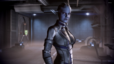 Play as Liara