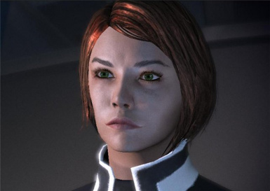 Lucy Shepard (Paragon Completionest save)