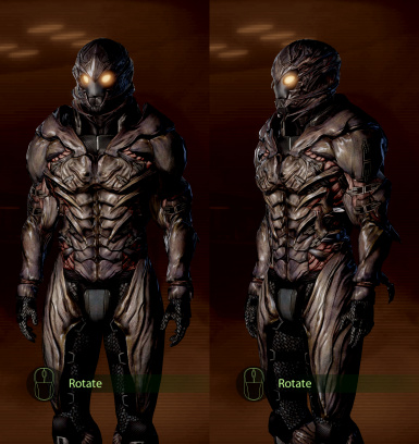HD Collector Armor