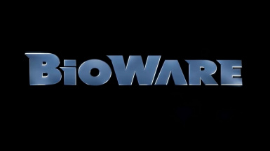 Blue BioWare intro video