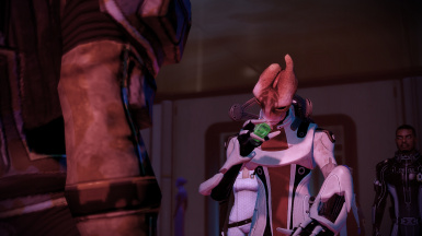 Play as Mordin