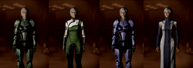New Armor Colors and Casual Outfits