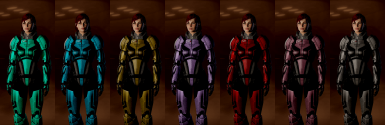 New Armor Colors