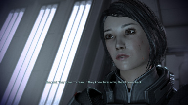 Asian FemShep
