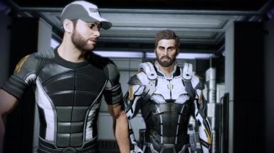 Expanded Shepard Armory (ESA)