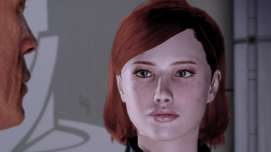 Andromeda Inspired FemShep Complexion (ME2)