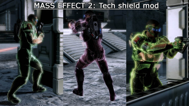 Tech Shield colors