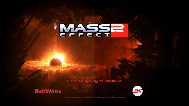 ENB and SweetFX for Mass Effect 2