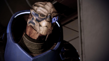 but, please, just call me garrus