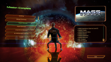 Mass Effect 2 Good Start