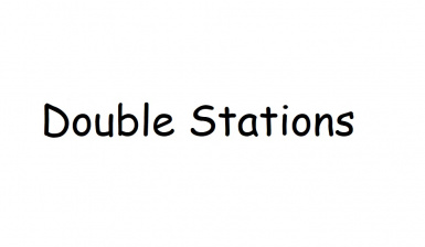 Double Stations