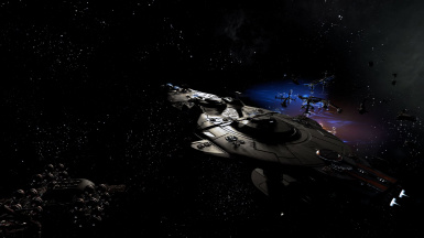 A ship mod at X4: Foundations Nexus - Mods and community