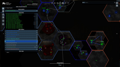 Enhanced Holomap 3 - Faction Specific Object and Sector