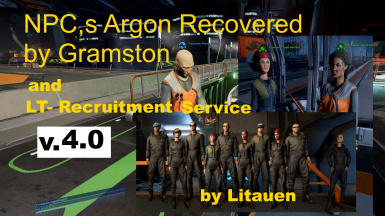 NPCs Recovered by Gramston