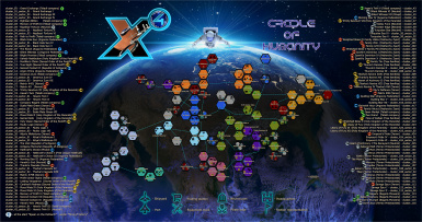 Map X4 Cradle of Humanity EN-RU