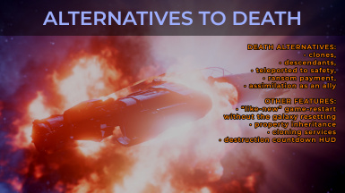 Alternatives to death
