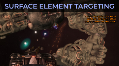 Surface element targeting