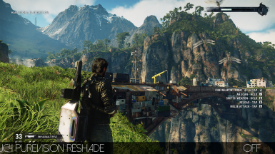 JC4 PUREVISION RESHADE at Just Cause 4 Nexus - Mods and