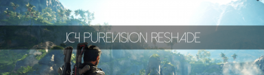 JC4 PUREVISION RESHADE